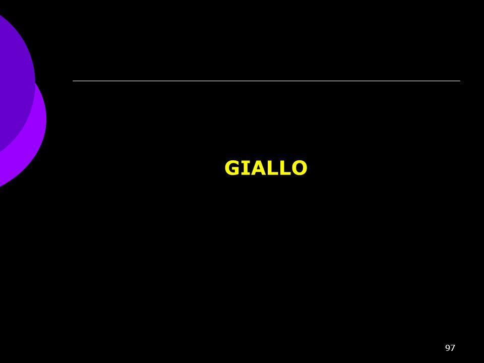 97 GIALLO