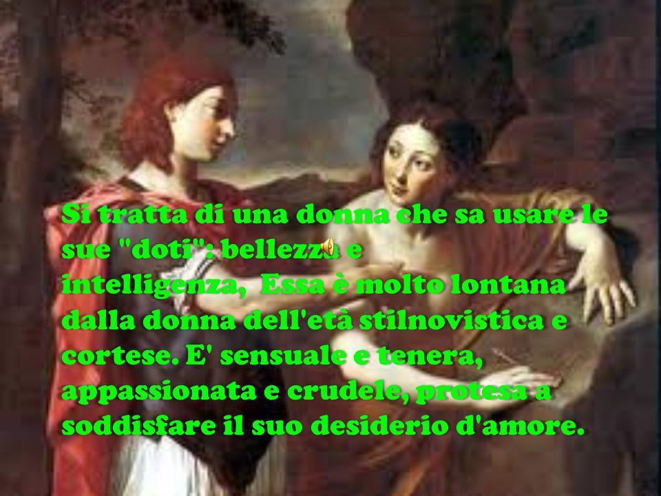 Angelica NellOrlando Furioso, la più importante opera di Ludovico Ariosto, vi è la figura di Angelica, la bellissima figlia del re del Catai, di cui s