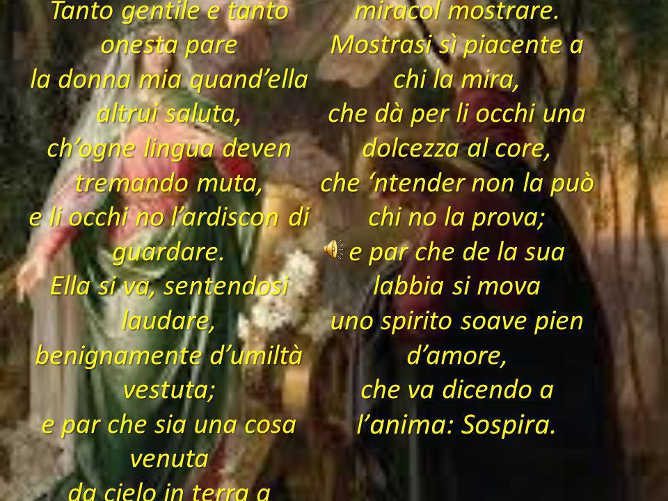 BEATRICE.. Beatrice è la donna di cui il famoso poeta, Dante Alighieri,si innamora perdutamente che muore però prematuramente solo alletà di ventiquat