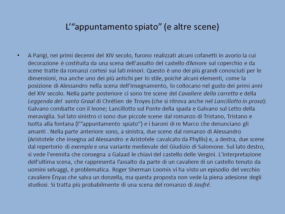 Cuor damore e attacco a castello dAmore Pettine d avorio veneziano Italia (Venezia ?), fine XIV sec.