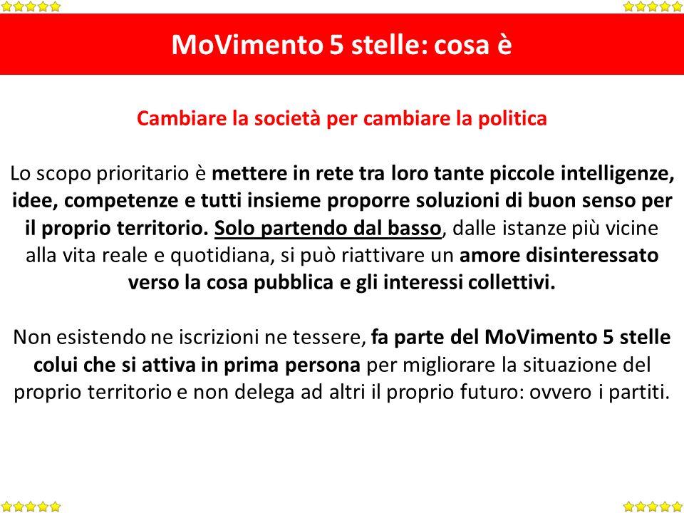MoVimento 5 stelle: esperienza di Arezzo Il meetup viene adesso utilizzato esclusivamente per organizzare gli incontri / banchetti E importante iscriversi per capire quanti volontari sono disponibili