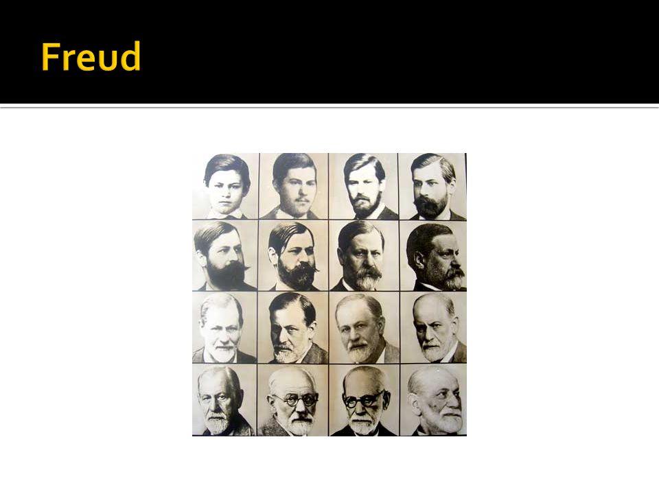 Freud, les e il bambino perverso polimorfo Le fissazioni a stadi di sviluppo pre-falliche (orale, anale) Emozioni fondamentali già nel primo anno di vita, successivamente le complesse