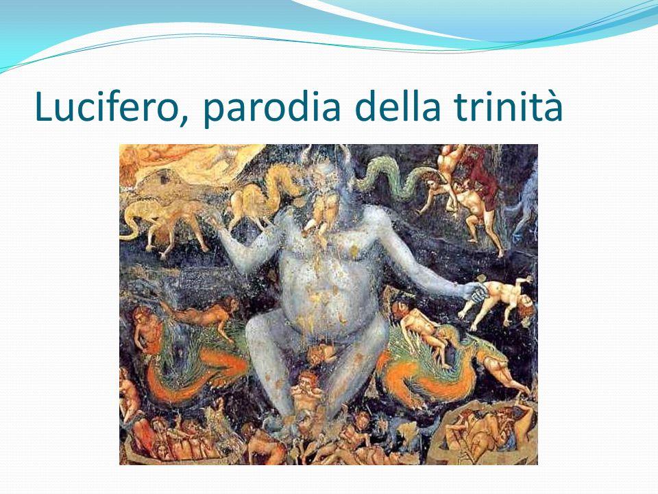 Lucifero, parodia della trinità