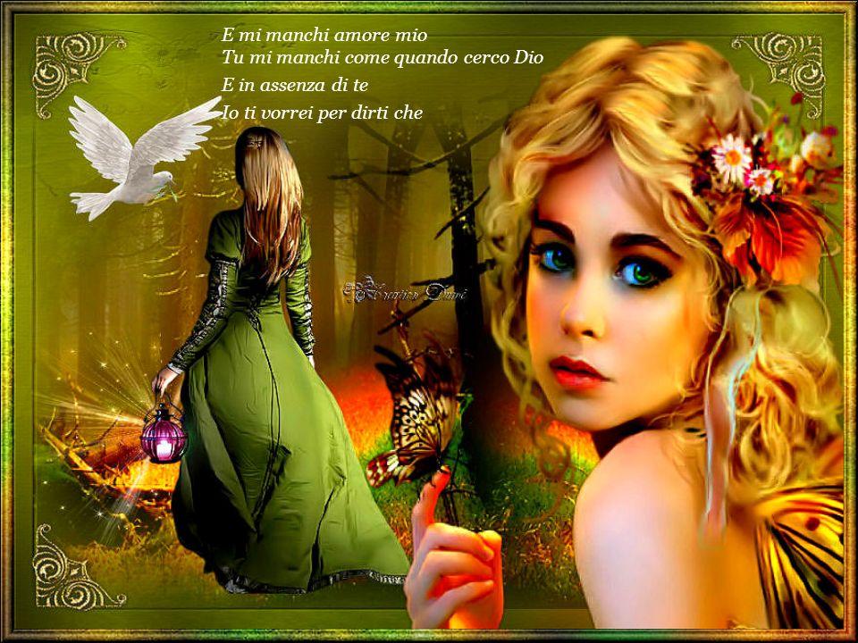 Vivo in assenza in assenza di te Mirella 2012 La Dame En Bleu Images Creation Dume http://mirella-2.eklablog.com