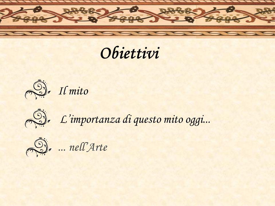 Il Mito Epilogo Orfeo ed Euridice oggi... nella Musica Indice... nell Arte