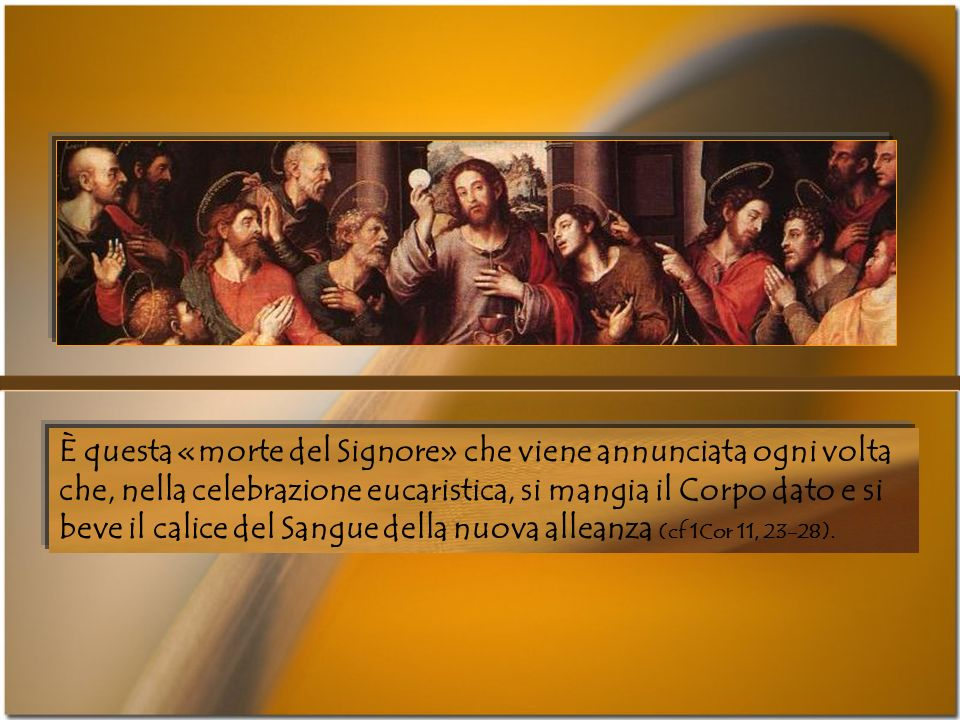 dirà: «Sono stato crocifisso con Cristo e non sono più io che vivo, ma Cristo vive in me» (Gal 2, 20); «Quanto a me, invece, non vi sia altro vanto ch