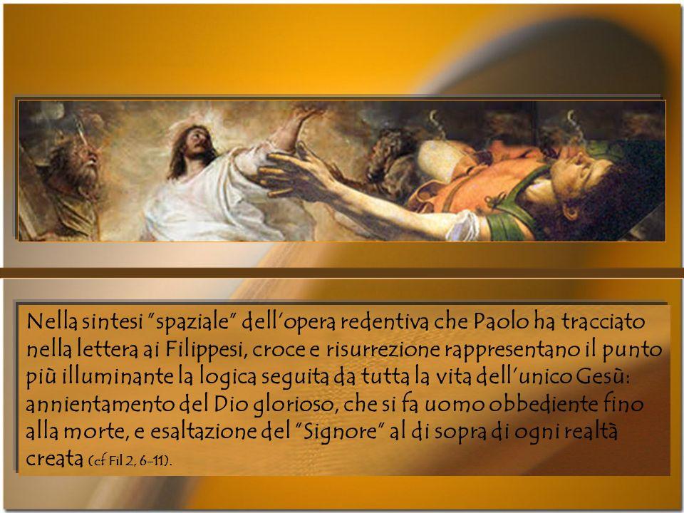 Paolo non indugia a descrivere i misteri della vita nascosta a Nazareth, né quelli della predicazione e dei segni miracolosi della vita pubblica; conc