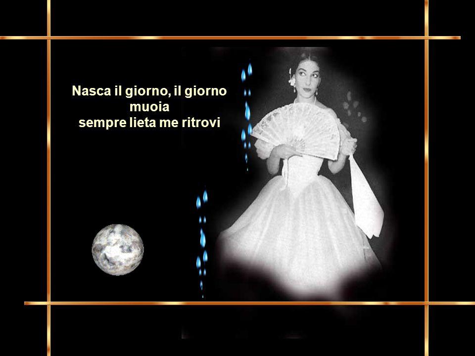 Nellopera di Verdi Alphonsine diventa Violetta, ma rimane giovane e ricercatissima prostituta dalto bordo, mantenuta nel lusso più sfrenato, come bambola preziosa, da ricchi amanti.