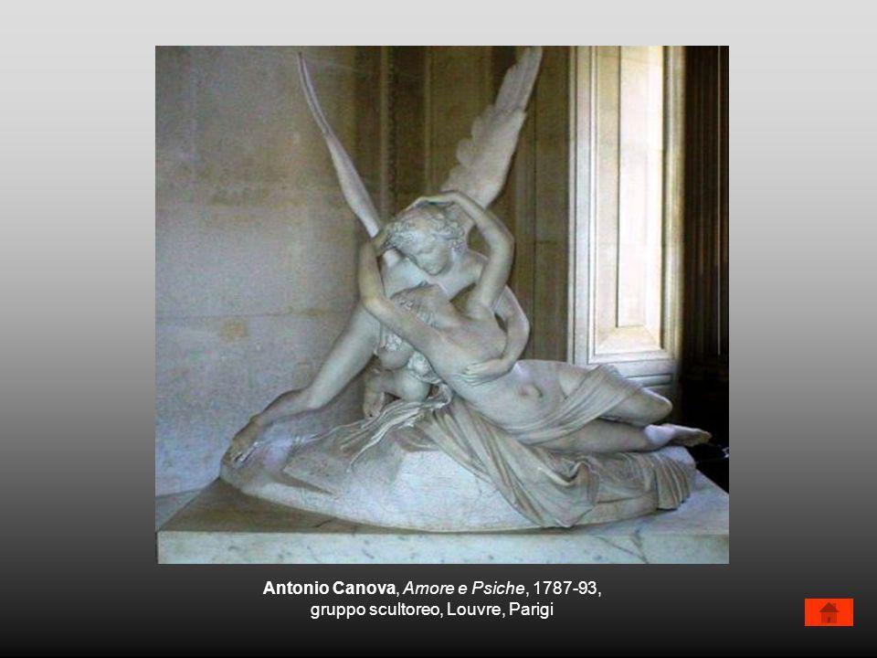 Antonio Canova, Monumento funerario a Maria Cristina dAustria, 1798-1805, marmo, 574 cm, Augustinerkirche, Vienna