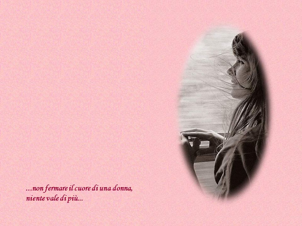 Ci sono donne che non si fermano davanti a nulla perché non troveranno mai la fine di quel filo...