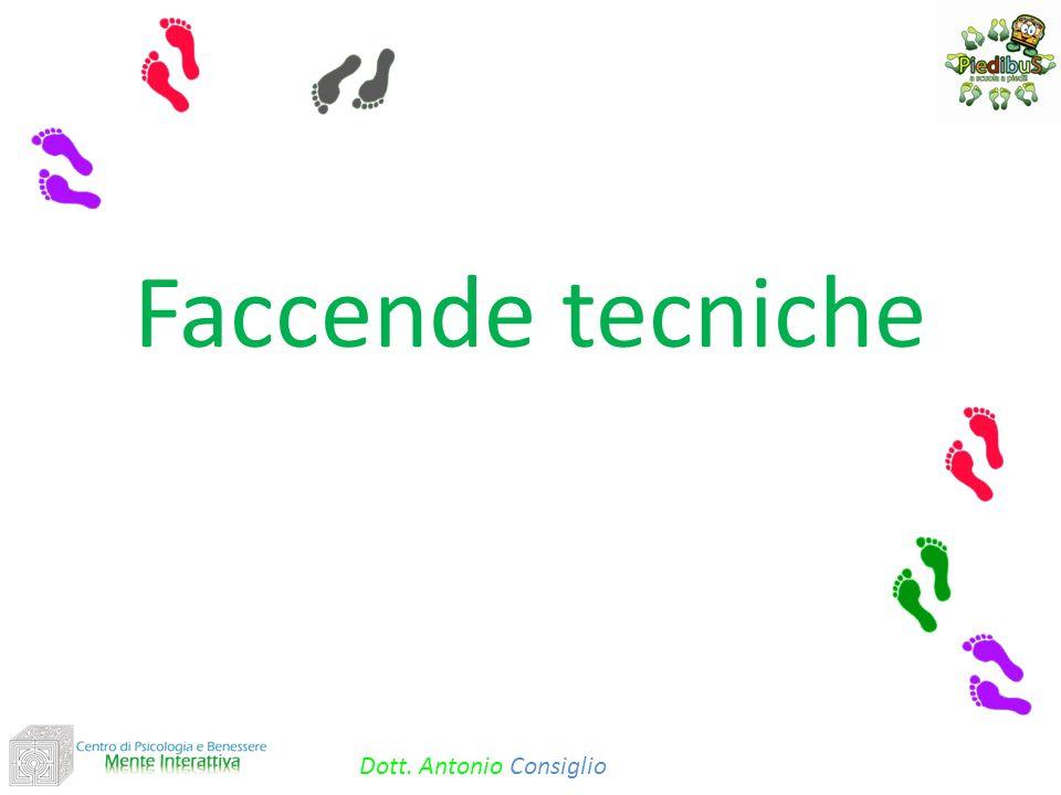 Faccende tecniche Dott. Antonio Consiglio