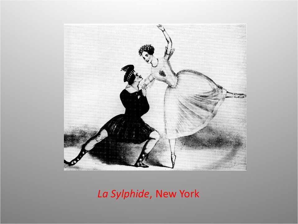 La Sylphide, New York