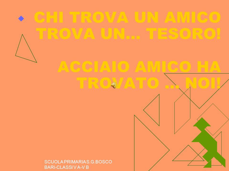 SCUOLA PRIMARIA S.G.BOSCO BARI-CLASSI V A-V B CONCORSO