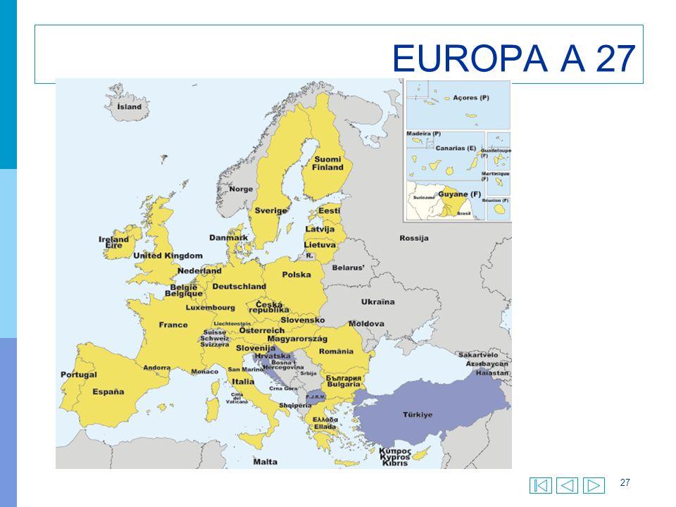 27 EUROPA A 27
