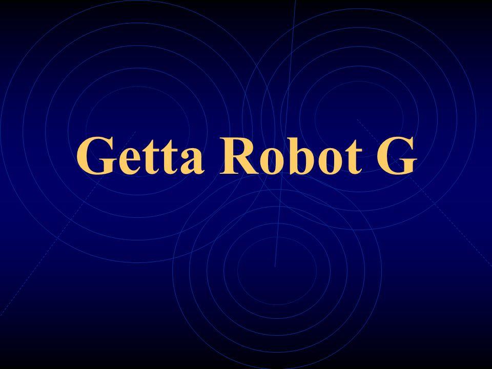 Getta Robot G