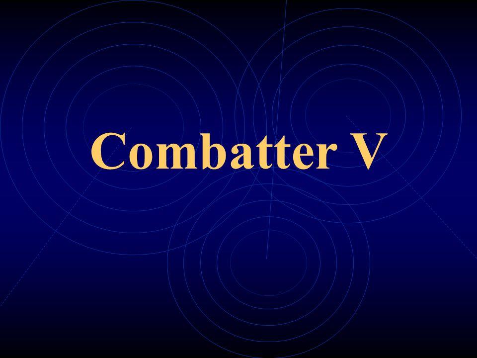 Combatter V