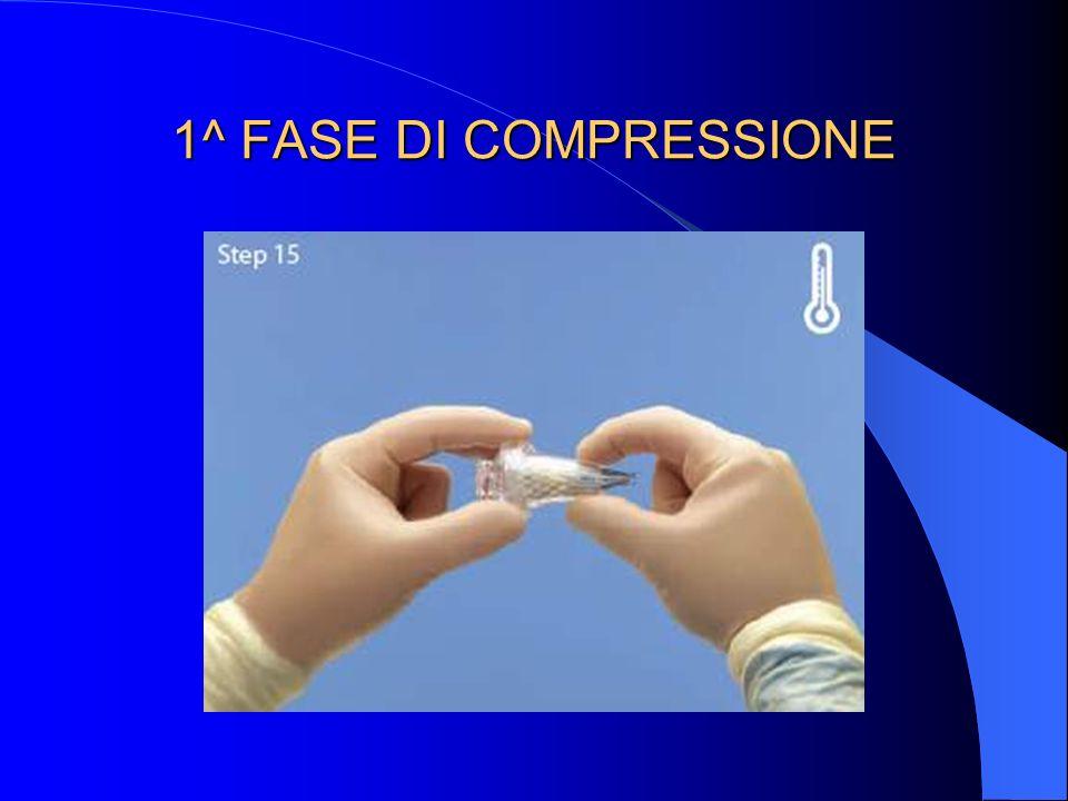 1^ FASE DI COMPRESSIONE