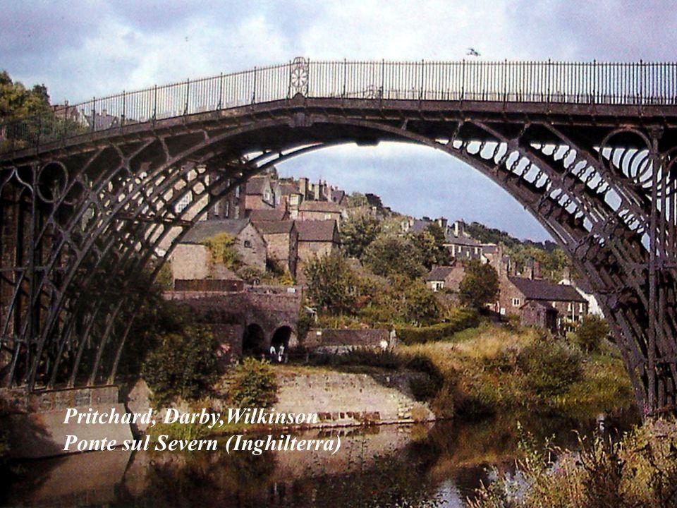 Pritchard, Darby,Wilkinson Ponte sul Severn (Inghilterra)