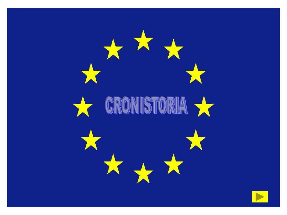 Cronistoria Anni 50 Il 9 maggio 1950 viene firmata la Dichiarazione di Schuman che porterà alla Comunità europea del carbone e dell acciaio (CECA) e di conseguenza all attuale Unione Europea.
