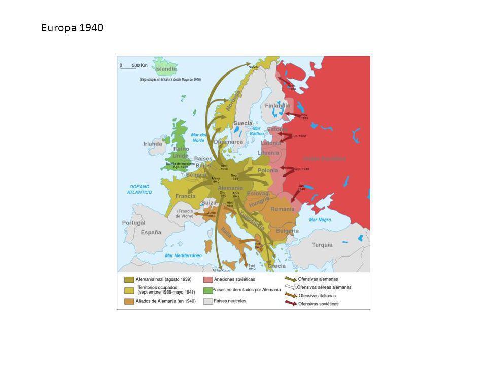 Europa 1940
