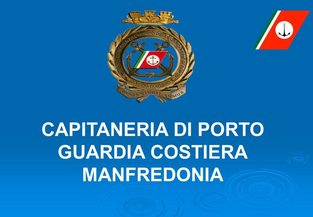 CAPITANERIA DI PORTO GUARDIA COSTIERA MANFREDONIA