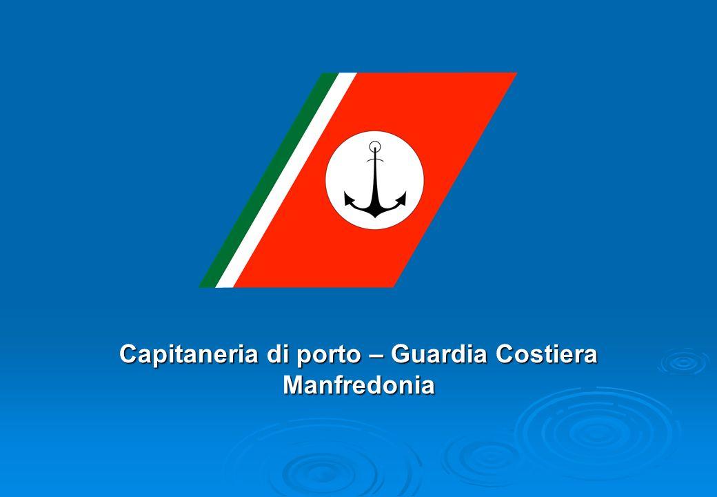 Capitaneria di porto – Guardia Costiera Manfredonia