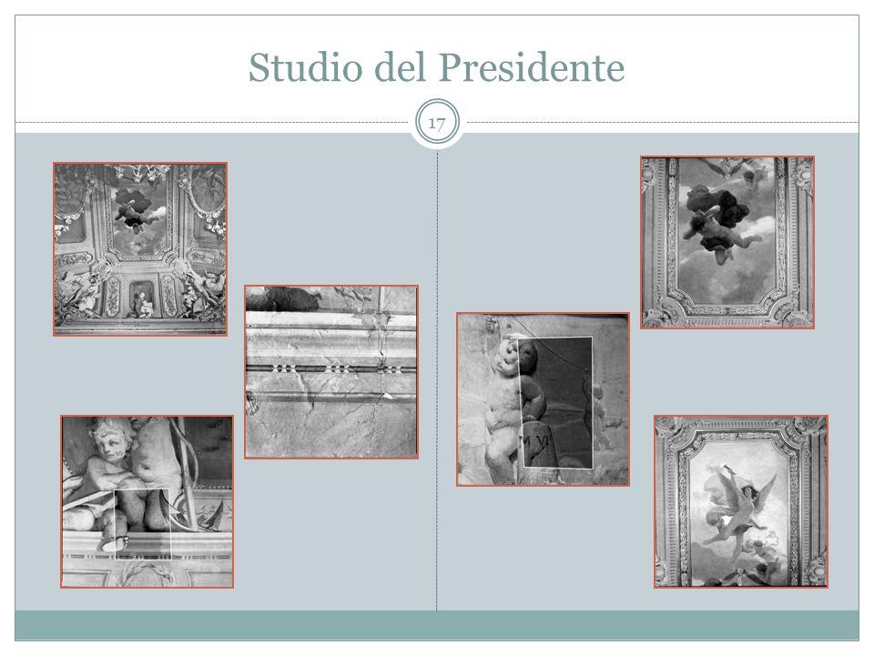 Studio del Presidente 17