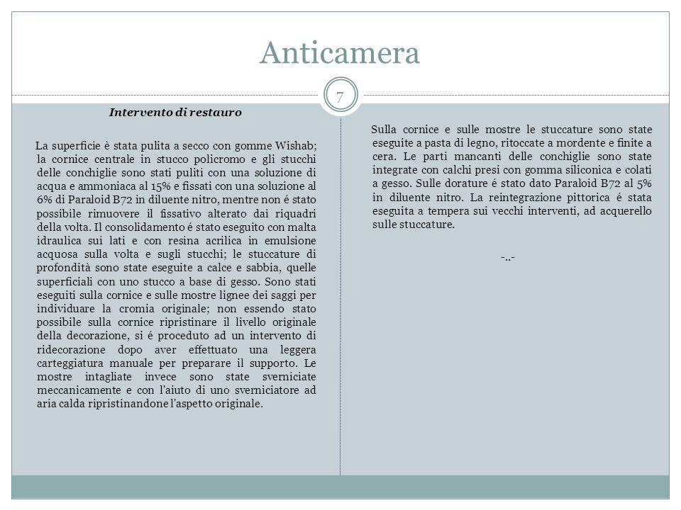 Anticamera 8