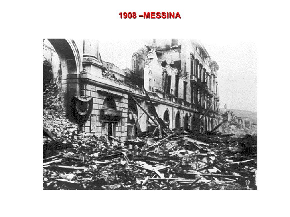 1908 –MESSINA