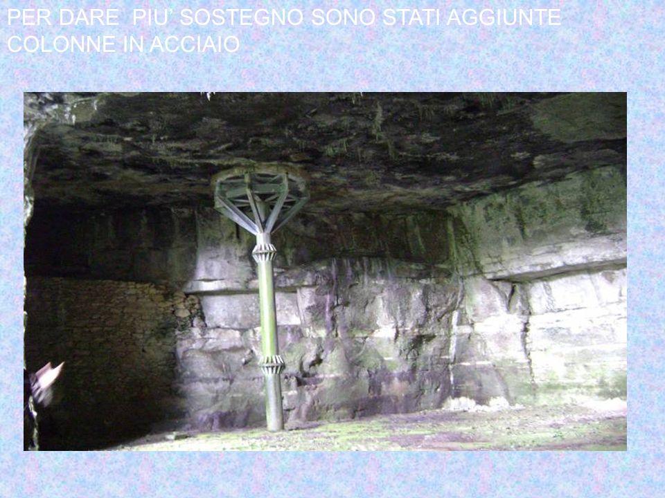 Le stalattiti