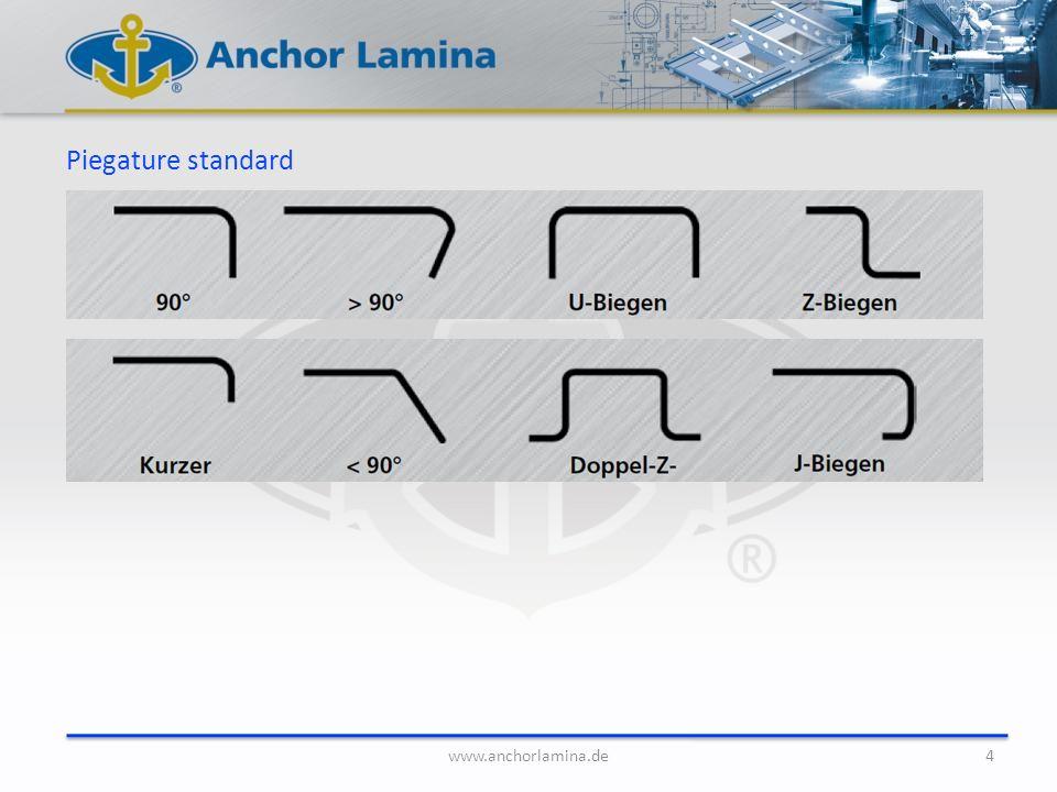 Piegature standard www.anchorlamina.de4