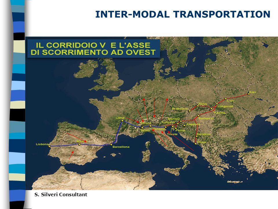 INTER-MODAL TRANSPORTATION S. Silveri Consultant
