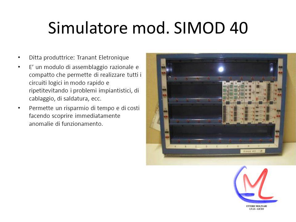 Simulatore mod.