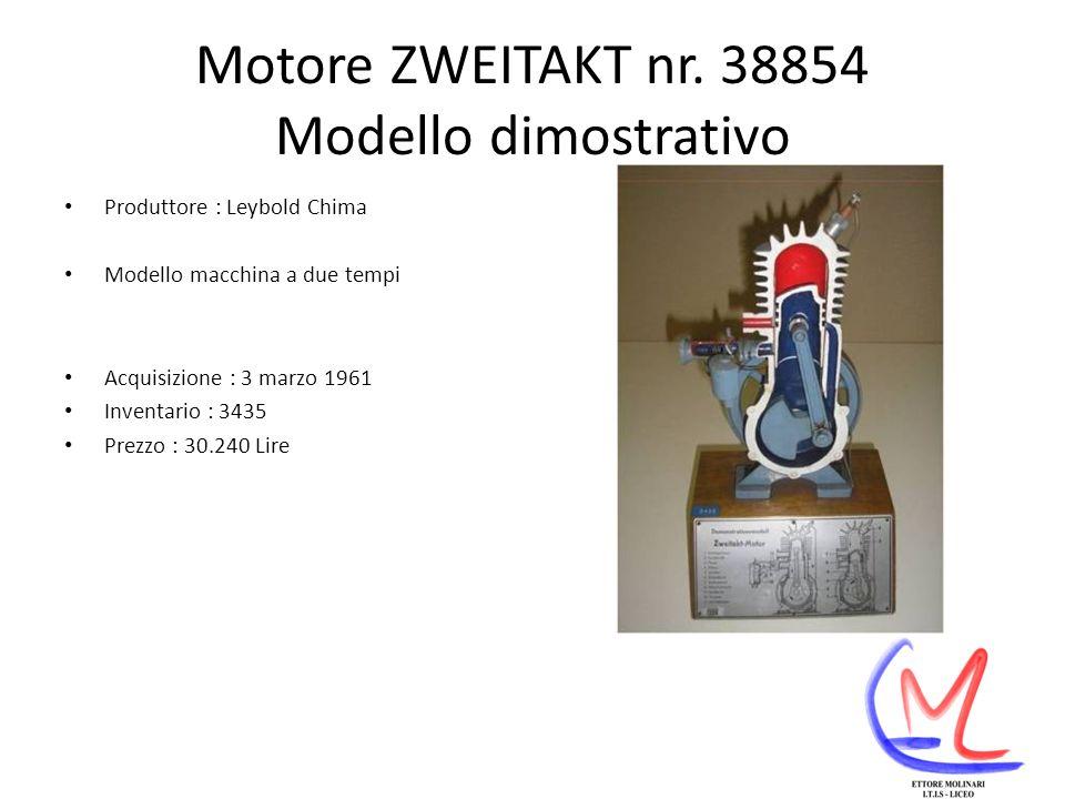 Motore ZWEITAKT nr.