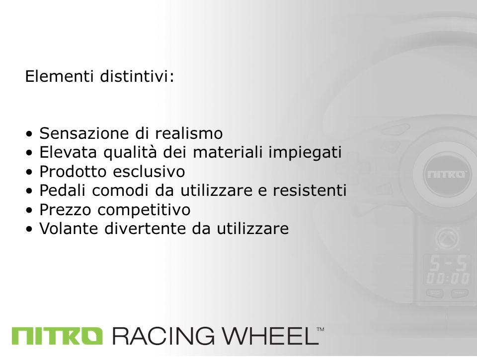 Leve di cambio dorsali in stile Grand Prix (2 Digitali e 2 Analogiche).