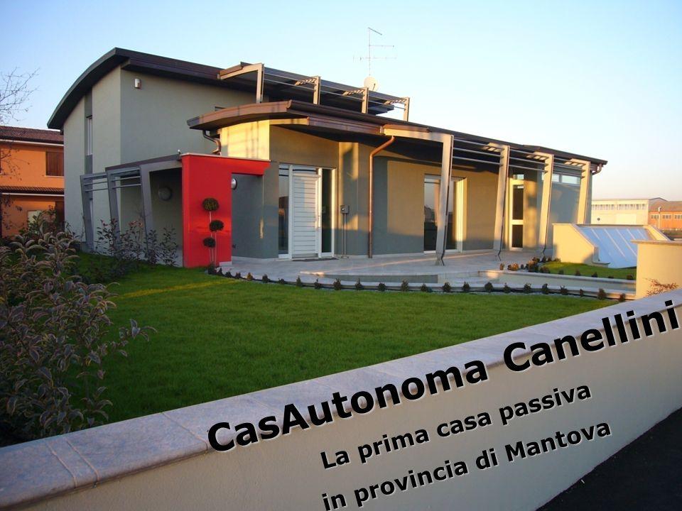 CasAutonoma Canellini La prima casa passiva in provincia di Mantova