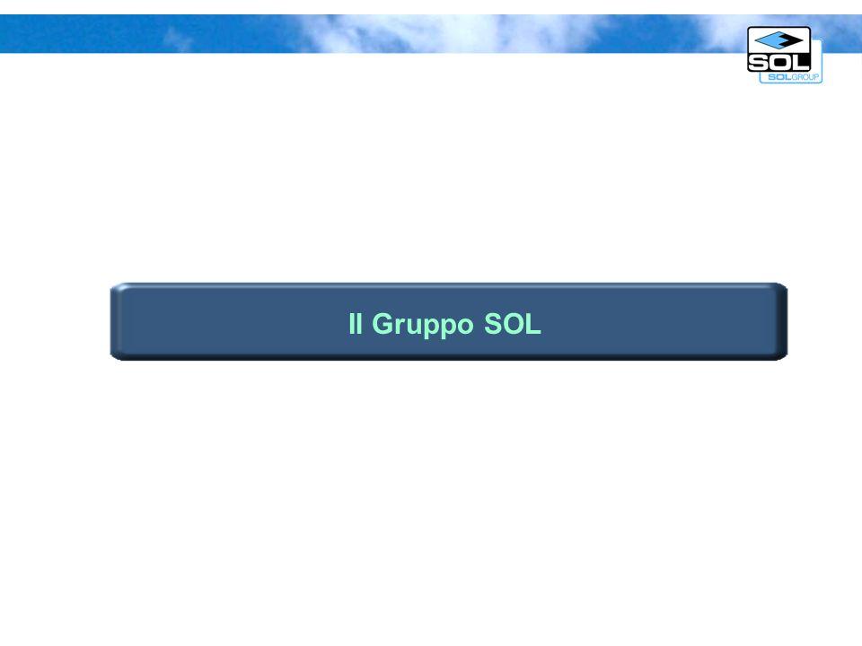 Il Gruppo SOL