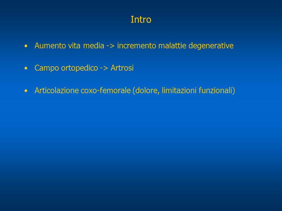 Artrosi Artopatia degenerativa caratterizzata da alterazioni regressive della cartilagine e modificazioni delle componenti ossee, sinoviale e capsulare.