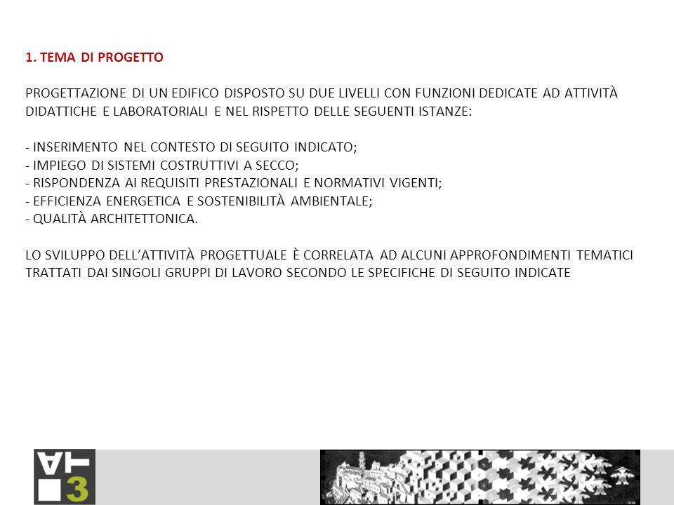 2.REPERTORIO ANTOLOGICO PER APPROFONDIMENTI TEMATICI 1.