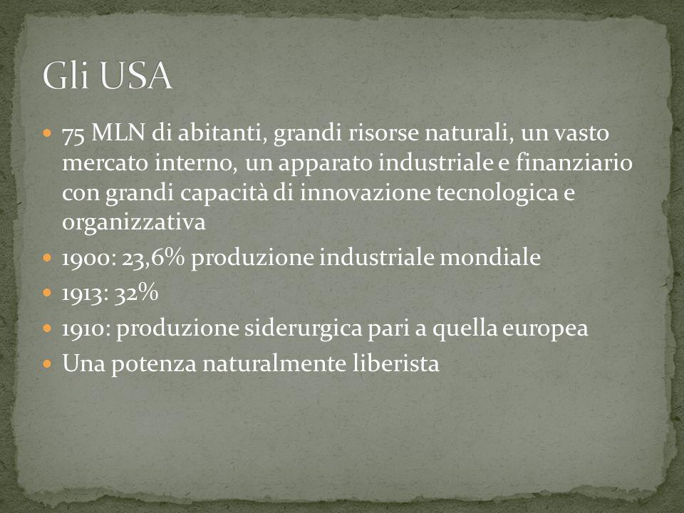 75 MLN di abitanti, grandi risorse naturali, un vasto mercato interno, un apparato industriale e finanziario con grandi capacità di innovazione tecnol