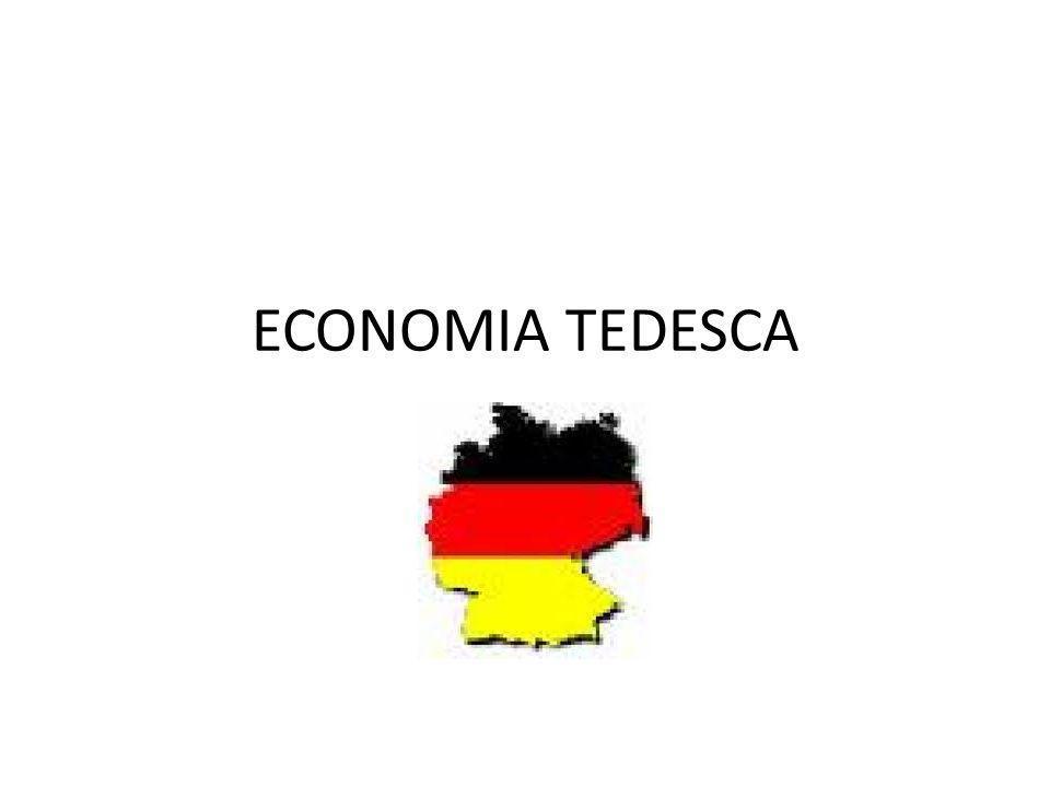 Tre motivi CULTURALE.I tedeschi sono capaci di lavorare insieme per il bene comune.