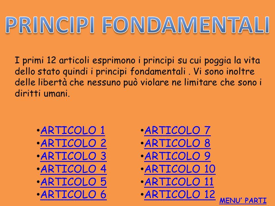 ARTICOLO 1 ARTICOLO 2 ARTICOLO 3 ARTICOLO 4 ARTICOLO 5 ARTICOLO 6 ARTICOLO 7 ARTICOLO 8 ARTICOLO 9 ARTICOLO 10 ARTICOLO 11 ARTICOLO 12 MENU PARTI I pr