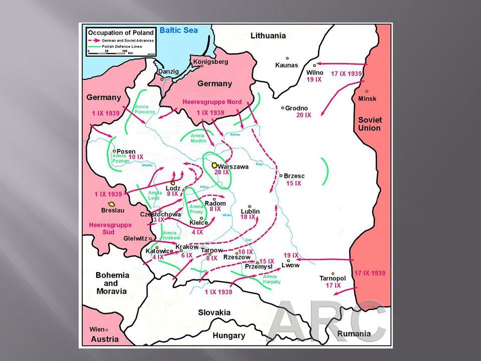 Invasione di Belgio, Olanda e Lussemburgo per aggirare la linea Maginot ed entrare in Francia (maggio 1940) Dunkerque maggio 1940 Somme giugno 1940 Parigi capitola il 14 giugno 1940 Tutta la Francia viene annessa il 22 giugno 40