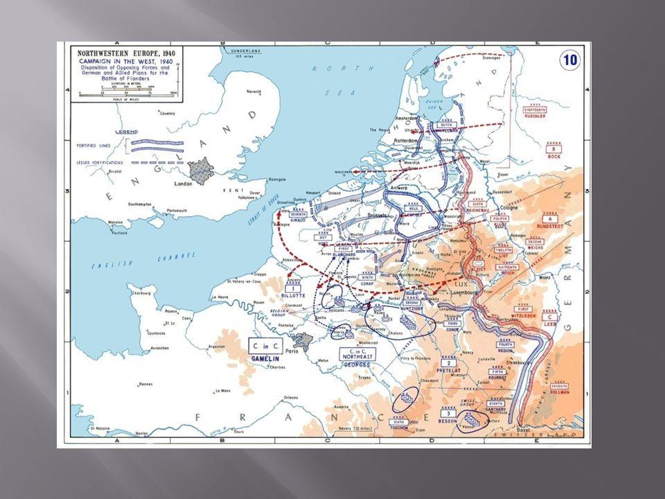 I bombardamenti partirono il 15 agosto 1940 e portarono alla distruzione di parte di Londra Le operazioni di sbarco, ostacolate dalla azione della RAF, non ebbero mai luogo Abbandono delle operazioni nel novembre 1941