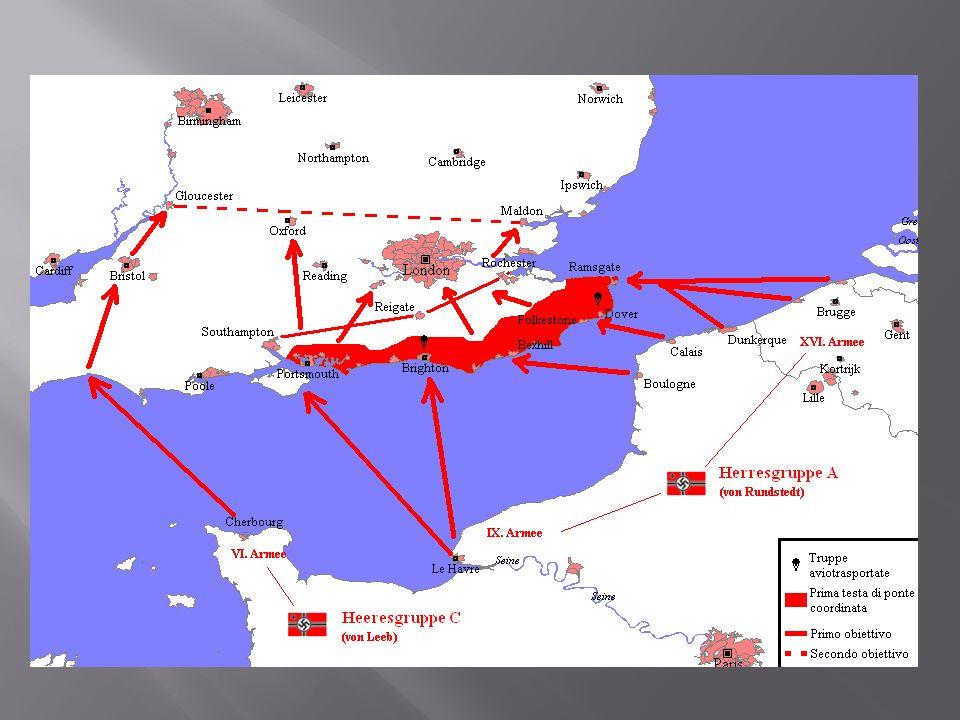 10 giugno 1940 Mussolini diede il via alle operazioni in Grecia e in Africa orientale contro gli Inglesi Kalamas (GRE) vittoria risicata solo con lausilio dellAsse (23 aprile 1941) Varie sconfitte dellItalia portano il dominio dellAsse in Africa a vacillare El-Alamein: Giugno 1942 offensiva tedesca, guidata da Rommel, allEgitto Inglese Sconfitta dellAsse 24 ottobre ad opera del generale inglese Montgomery