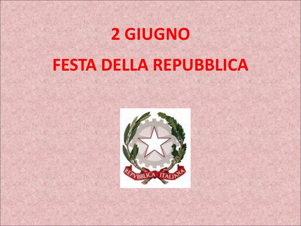 I SIMBOLI DELLA REPUBBLICA IL TRICOLORE Del Tricolore (la bandiera italiana) bisogna ricordare che, come bandiera nazionale, nasce a Reggio Emilia il 7 gennaio 1797, nellambito della Repubblica Cispadana.