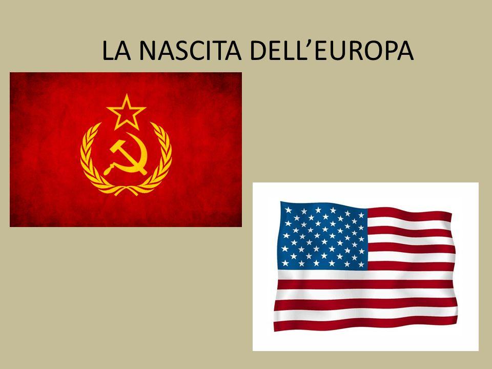 LA NASCITA DELLEUROPA