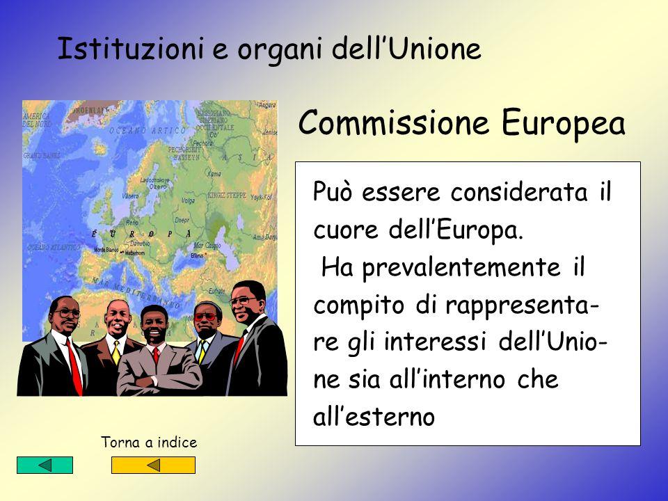 Istituzioni e organi dellUnione Parlamento Europeo Torna a indice Rappresenta 370 milioni di cit- tadini ed è il più grande parla- mento multinazional
