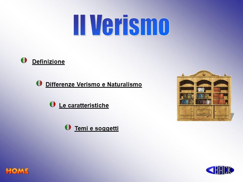Il verista italiano non accetta lequivalenza letterato = scienziato (verista non propone terapie ma si propone solo di fotografare la realtà e presentare imparzialità più assoluta).