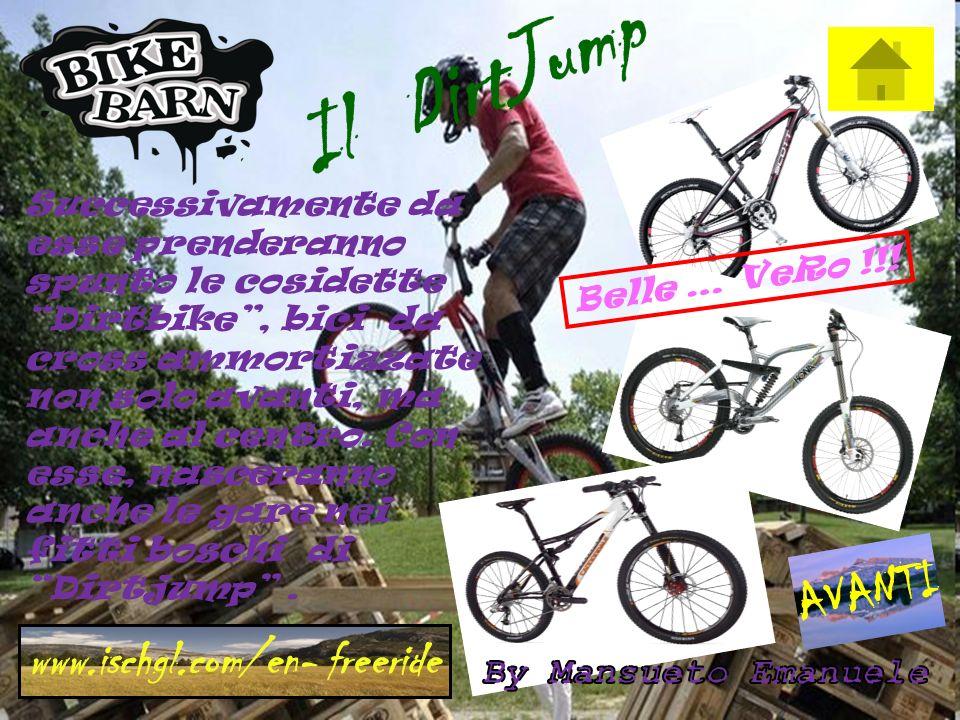 Ecco una foto della mia inseparabile Bici Cross!!.